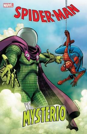 SPIDER-MAN VS MYSTERIO GRAPHIC NOVEL