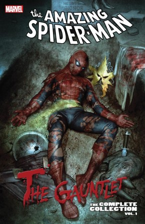 SPIDER-MAN THE GAUNTLET THE COMPLETE COLLECTION VOLUME 1 GRAPHIC NOVEL
