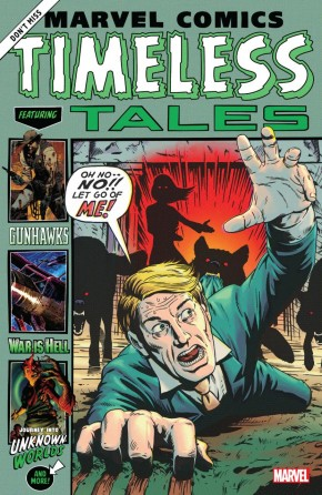 MARVEL COMICS TIMELESS TALES GRAPHIC NOVEL