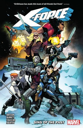 X-FORCE VOLUME 1 SINS OF THE PAST GRAPHIC NOVEL