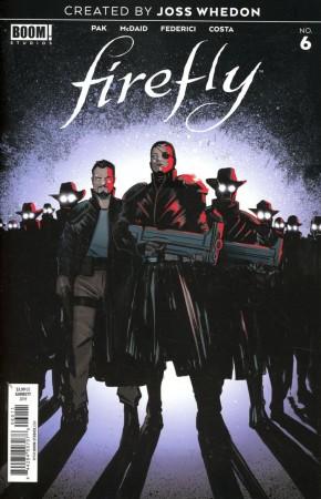 FIREFLY #6 (2018 SERIES)