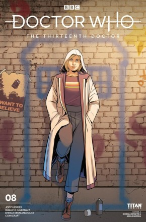 DOCTOR WHO 13TH DOCTOR #8