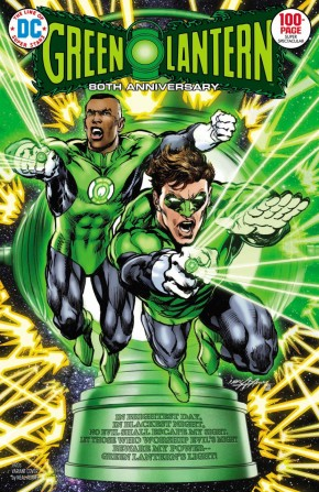 GREEN LANTERN 80TH ANNIVERSARY 100 PAGE SUPER SPECTACULAR #1 1970S NEAL ADAMS VARIANT