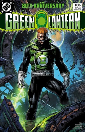GREEN LANTERN 80TH ANNIVERSARY 100 PAGE SUPER SPECTACULAR #1 1980S DAVID FINCH VARIANT