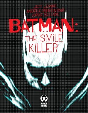 BATMAN THE SMILE KILLER #1