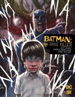 BATMAN THE SMILE KILLER #1 KAARE ANDREWS VARIANT