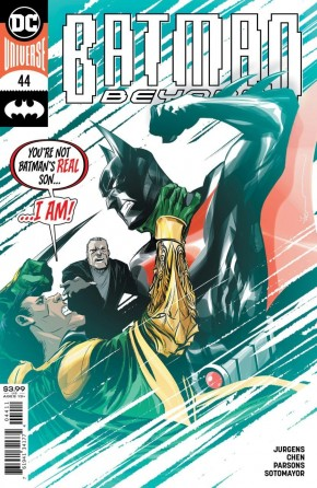 BATMAN BEYOND #44 (2016 SERIES)