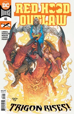 RED HOOD OUTLAW #46 (2016 SERIES)