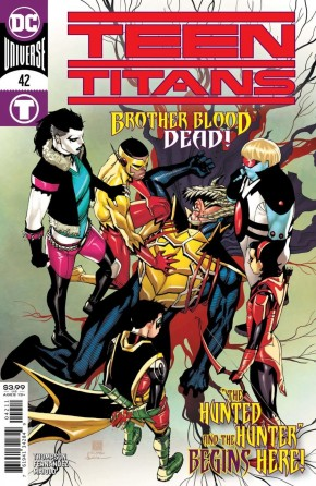 TEEN TITANS #42 (2016 SERIES)