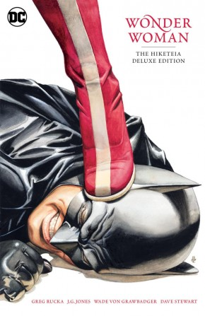 WONDER WOMAN THE HIKETEIA DELUXE EDITION HARDCOVER