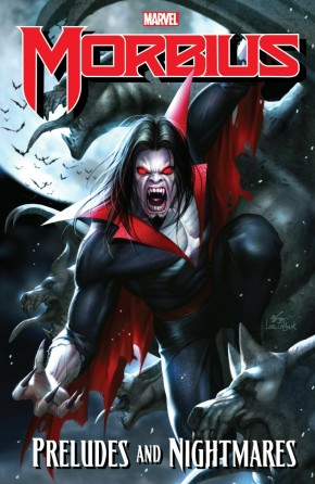 MORBIUS PRELUDES AND NIGHTMARES GRAPHIC NOVEL