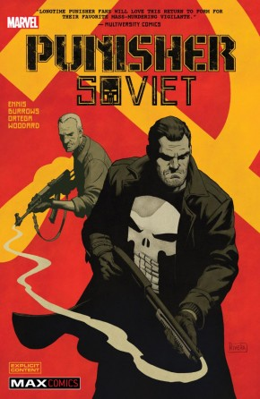 PUNISHER SOVIET GRAPHIC NOVEL