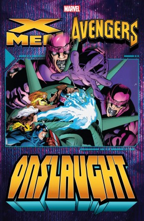 X-MEN AVENGERS ONSLAUGHT VOLUME 2 GRAPHIC NOVEL