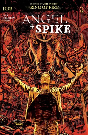ANGEL AND SPIKE #12 (2019 SERIES)
