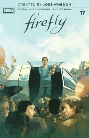 FIREFLY #17 (2018 SERIES)