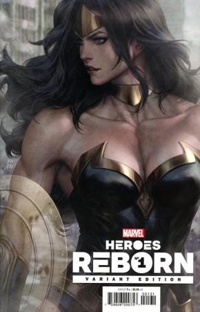 HEROES REBORN #1 ARTGERM VARIANT