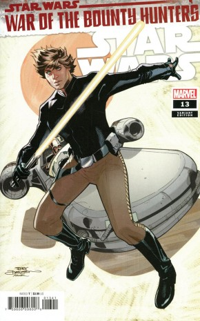 STAR WARS #13 (2020 SERIES) DODSON 1 IN 25 INCENTIVE VARIANT