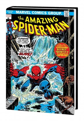 AMAZING SPIDER-MAN OMNIBUS VOLUME 5 KANE DM VARIANT HARDCOVER