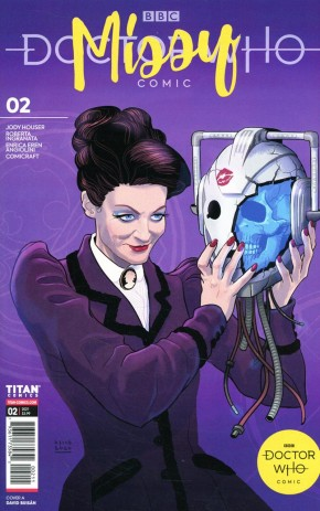 DOCTOR WHO MISSY #2