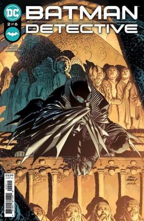 BATMAN THE DETECTIVE #2
