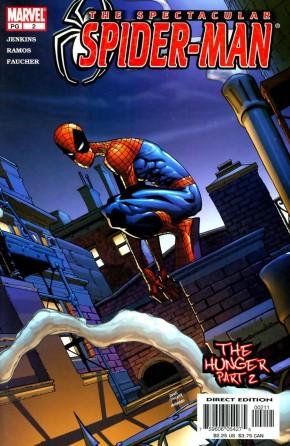 SPECTACULAR SPIDER-MAN #2 (2003 SERIES)