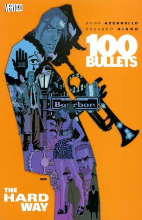100 BULLETS VOLUME 8 THE HARD WAY GRAPHIC NOVEL