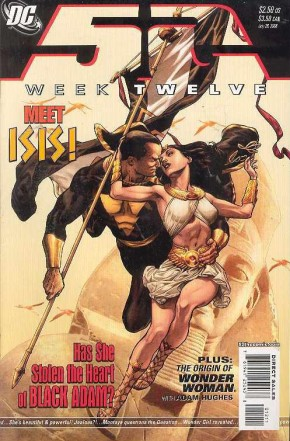 52 FIFTY TWO WEEKS #12 FIRST APPEARANCE OF ADRIANNA TOMAZ NEW ISIS