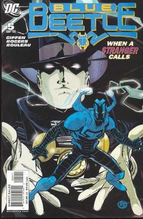 BLUE BEETLE #5 (2006 SERIES)