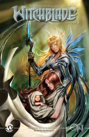 WITCHBLADE VOLUME 5 GRAPHIC NOVEL (1995 SERIES)