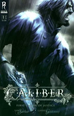 CALIBER #1 (COVER B)