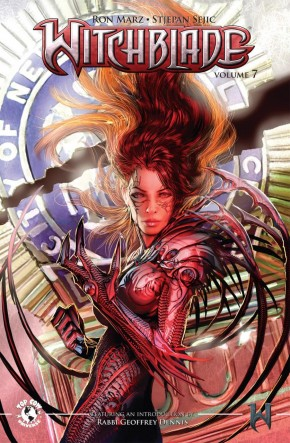 WITCHBLADE VOLUME 7 GRAPHIC NOVEL (1995 SERIES)