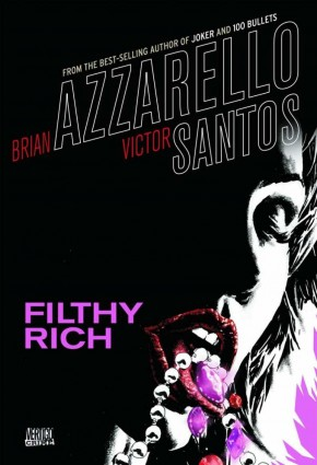 FILTHY RICH GRAPHIC NOVEL