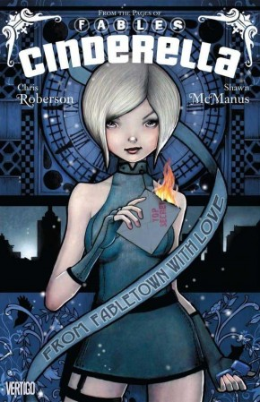 CINDERELLA FROM FABLETOWN WITH LOVE GRAPHIC NOVEL