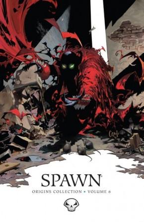 SPAWN ORIGINS VOLUME 6 GRAPHIC NOVEL