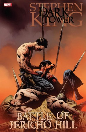 DARK TOWER BATTLE OF JERICHO HILL HARDCOVER
