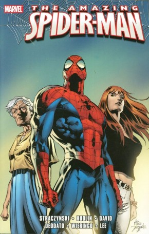 AMAZING SPIDER-MAN BY JMS ULTIMATE COLLECTION VOLUME 4 GRAPHIC NOVEL
