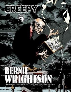CREEPY PRESENTS BERNIE WRIGHTSON HARDCOVER