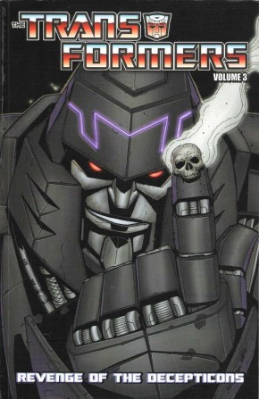 TRANSFORMERS VOLUME 3 REVENGE OF THE DECEPTICONS GRAPHIC NOVEL