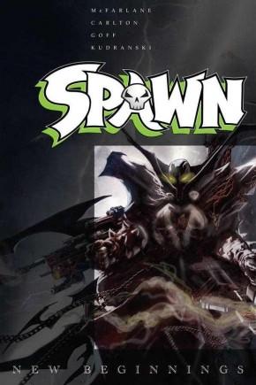 SPAWN NEW BEGINNINGS VOLUME 1 GRAPHIC NOVEL