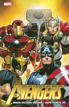Avengers by Brian Michael Bendis Volume 1 Graphic Novel