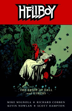 HELLBOY VOLUME 11 BRIDE OF HELL AND OTHERS GRAPHIC NOVEL