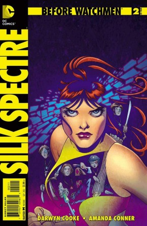 BEFORE WATCHMEN SILK SPECTRE #2