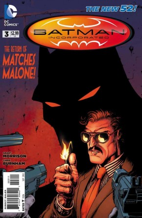 BATMAN INCORPORATED #3 (2012 SERIES)