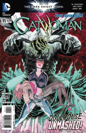 CATWOMAN #11 (2011 SERIES)