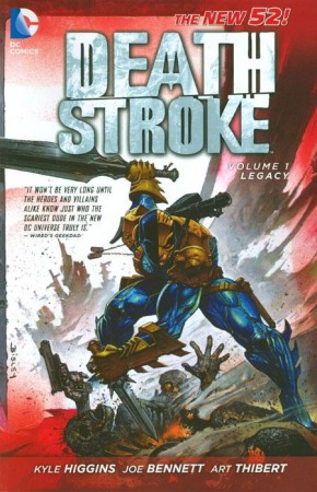 DEATHSTROKE VOLUME 1 LEGACY GRAPHIC NOVEL