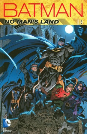 BATMAN NO MANS LAND VOLUME 3 GRAPHIC NOVEL