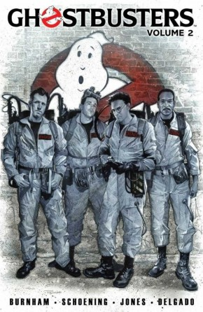 GHOSTBUSTERS VOLUME 2 MOST MAGICAL PLACE ON EARTH GRAPHIC NOVEL