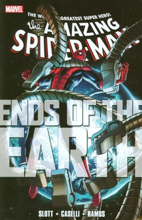 SPIDER-MAN ENDS OF THE EARTH HARDCOVER