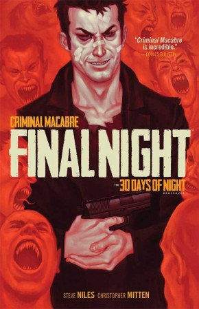 CRIMINAL MACABRE FINAL NIGHT 30 DAYS NIGHT XOVER GRAPHIC NOVEL