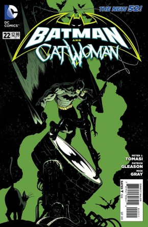 BATMAN AND CATWOMAN #22 (2011 SERIES)